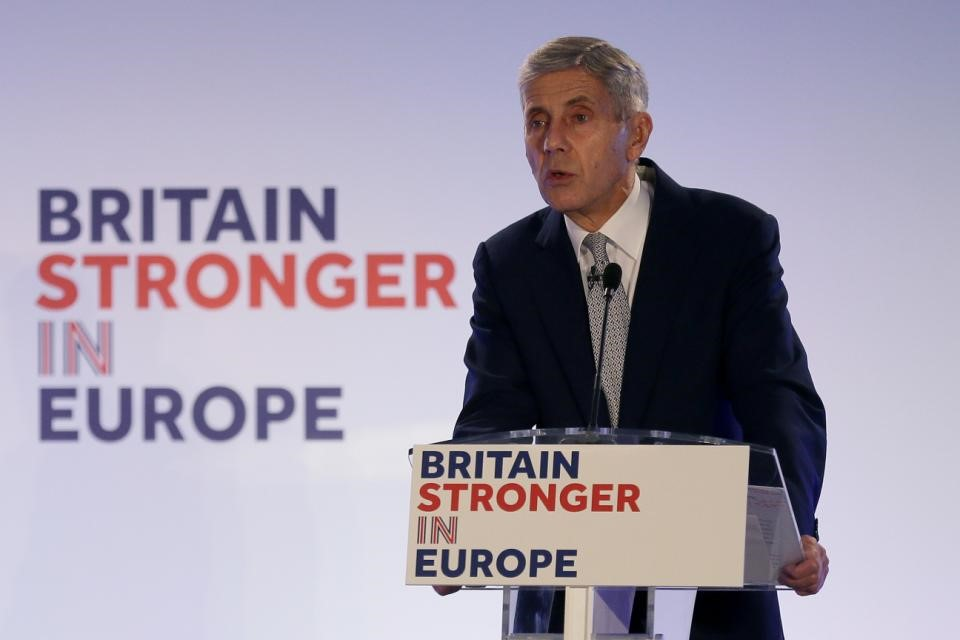 New UK Campaign to Stay in the EU Launched