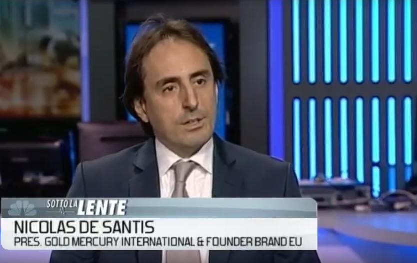 Nicolas De Santis Live On CNBC On Consequences Of Brexit