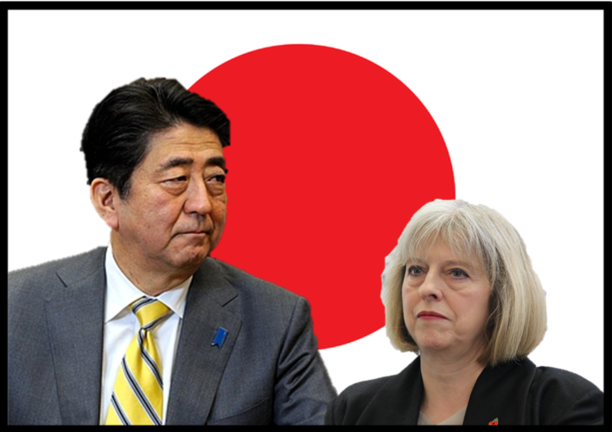 Japan's Brexit Demands on U.K.