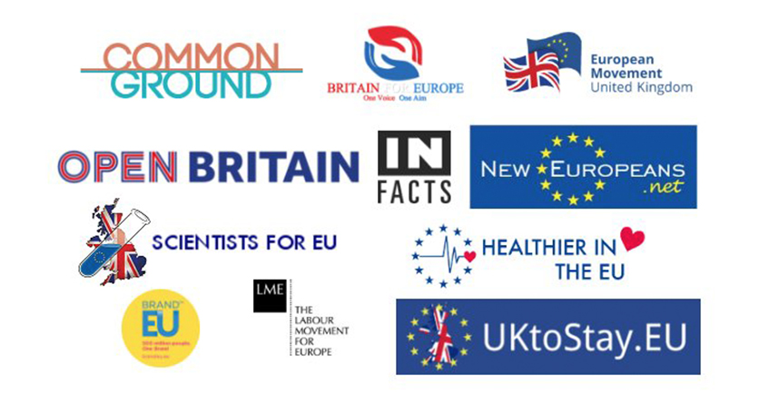 BRAND EU joins UK Pro-EU campaign groups asking Theresa May for formal Brexit plan