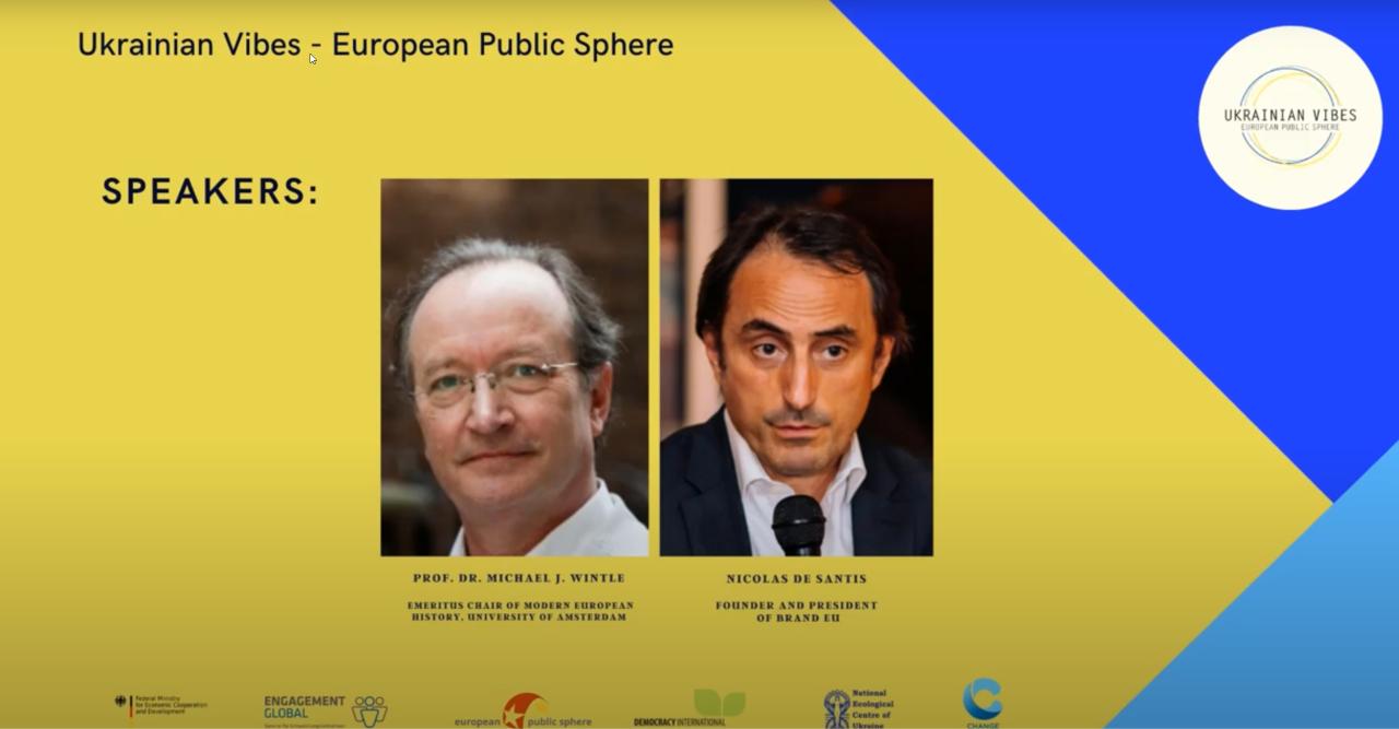 Brand EU Founder to speak at Europe & Ukraine Event